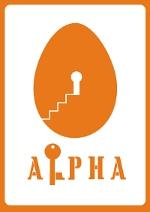 logotyp Fundacji Alpha