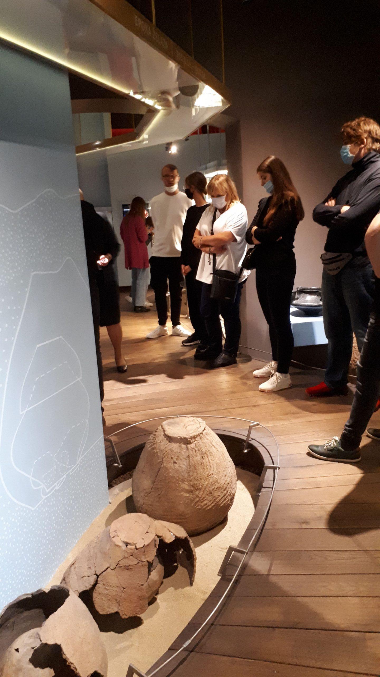 Wizyta w Muzeum Narodowym w Lublinie