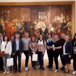 Wizyta przedstawicieli Ministerstwa Edukacji Litwy, Narodowej Agencji Oświaty Litwy oraz Poradni Psychologiczno-Pedagogicznej Rejonu Wileńskiego